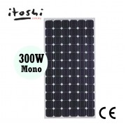 Solar Panel 300W Mono Cell High Performance Energy Saving