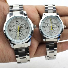 Elegant Couple Watches Accessories (Black)