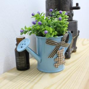 Artificial Plant Flower Leave Garden DIY Design Home Decor TV Top
