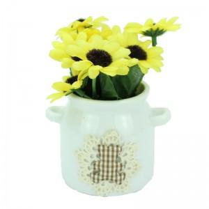 Mini Sunflower Artificial Decorative