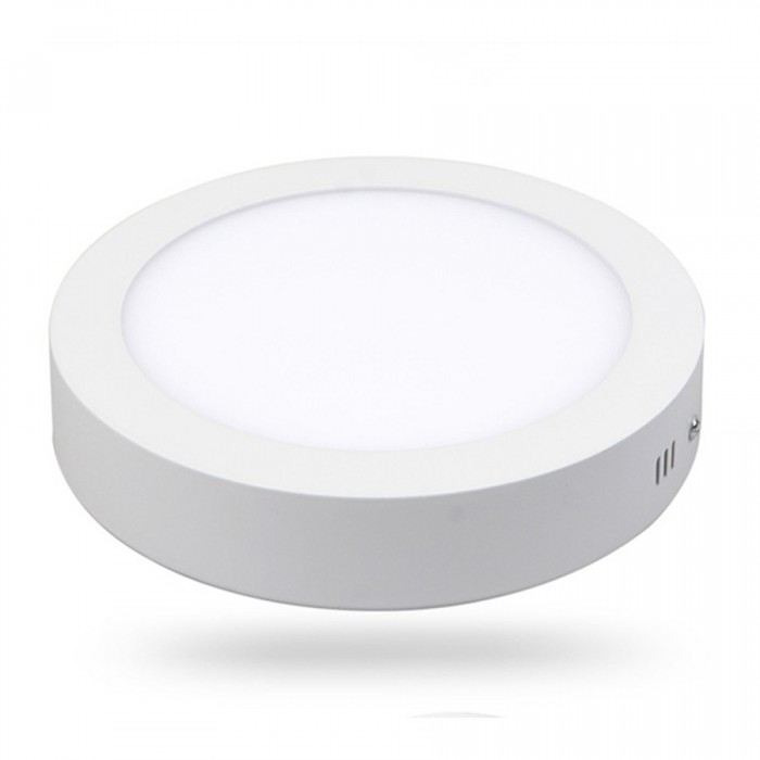 Led Ceiling Lights Nursery : W led surface mounted downlight concrete cement