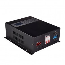 Advance MPPT Solar Charge Controller 30A Solar Power Energy System Equipment Built in Breaker Safety
