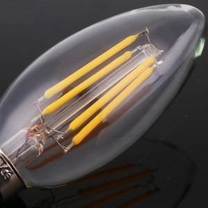 Chinese New Year Tanglung LED Light Bulb 4W Warm White E14 Grade A