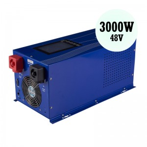 3000W Solar Power Inverter 48V Hybrid Inverter Home Solar Energy Equipment Multiple power source