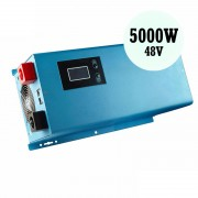 Solar Inverter 5000W Pure Sine Wave 48V PSC-V Solar Energy System Power Generator Tools Equipment