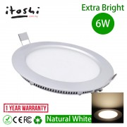 6W LED Lighting Ceiling Down Light Natural White