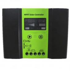10A MPPT Solar Charge Controller 12V 24V Battery Solar Regulator