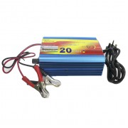 20A 12V Auto Battery Charger for Lead Acid Battery / Gel Battery 60Ah 65Ah 100Ah 150Ah 200Ah