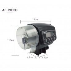 SLEN Automatic Fish Feeder AF2005D 100ML Aquarium Auto Food Feeder Tank Timer Feeding