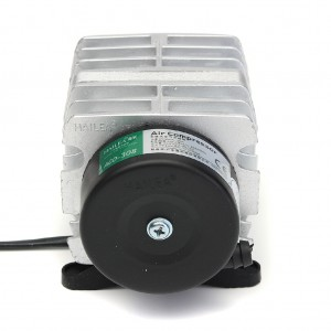55L 30W Electromagnetic Air Compressor Aquarium Oxygen Pond Air Pump Aerator