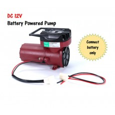 Hailea Air Electromagnetic Oxygen Pump Aquarium ACO-003  DC12V Battery Powered Aerator Pump for Fish Truck