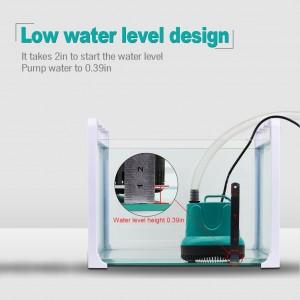 5000L/H Submersible Water Pump Aquarium Fish Tank Garden