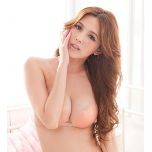 FreeBra Invisible Silicone Bra Adhesive Shaping Bra 隐形胸贴乳贴 Nubra Nude Bra Tube Bra