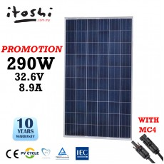 Solar Panel 290W Off Grid Solar Power System
