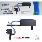 SOBO Top Filter Aquarium External Box Power Head Pump Venturi Aerator WP780F 880F 1880F 2880F 3880F 4880F