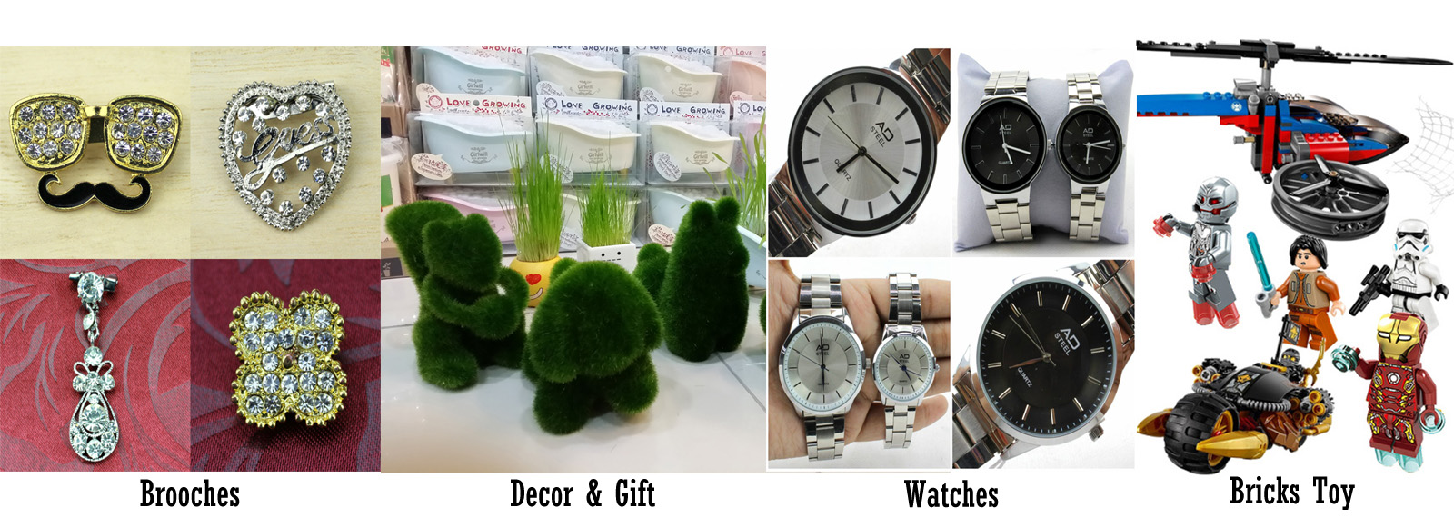 Others Home Decor Gift Watches Brooches