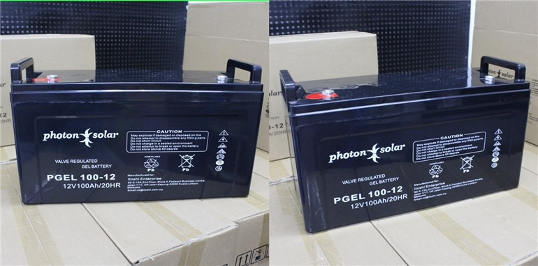 12v 100ah solar battery high capacity gel type. Black Bedroom Furniture Sets. Home Design Ideas